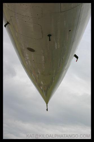 Concorde Nose