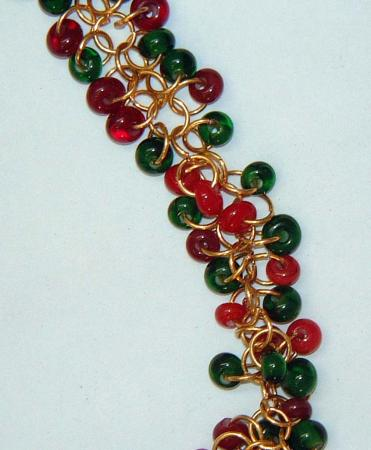 Close up of Carnival Necklace