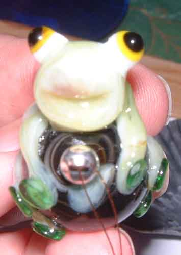 Freddy Frog front