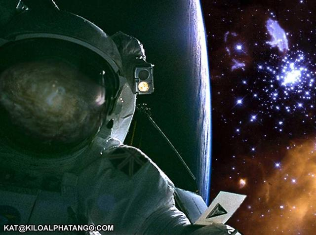 British Astronaut