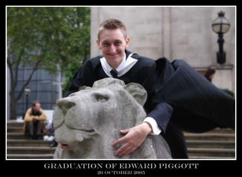 Edward and the Lion
